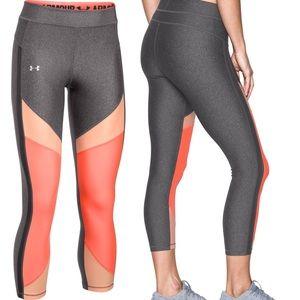 Under Armour Heatgear colourblock leggings